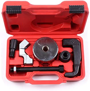 SCITOO 6pcs Puller Injector Tool with Different Adapters Slide Hammer fit for Mercedes-Benz CDI Engines