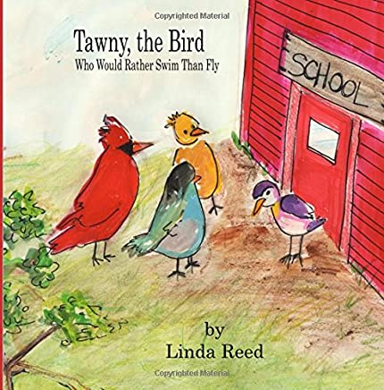 Tawny the Bird: Who Would Rather Swim Than Fly