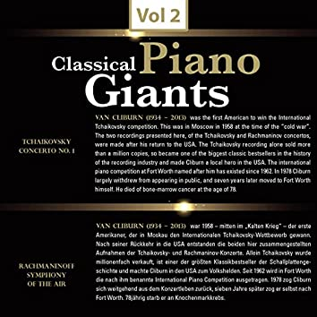 Classical - Piano Giants, Vol.2