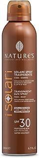 Bios Line Solari Natures Spray Trasparente Spf30-500 gr