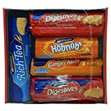 McVities Everyday Selection Galletas - 1 x 5 paquetes