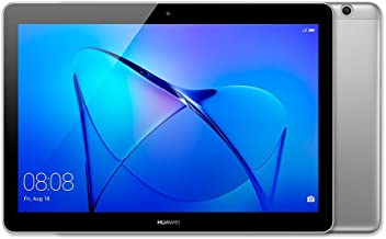 "HUAWEI MediaPad T3 10 – 9.6"" Android 8.0 Tablet, HD IPS Display with Eye-Comfort Mode, 32GB, Dual Stereo Speakers, 4800mAh, up to 9.8 hours video playback, Children's Corner, Grey"