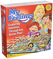 My feelings - Exploring emotions through fun active play