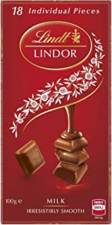 Lindt Lindor Milk Chocolate 100g