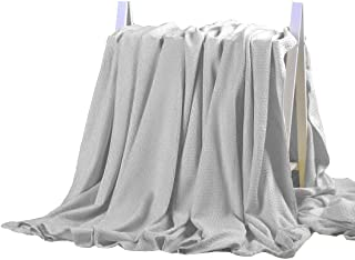 DANGTOP Cooling Blankets, Cooling Summer Blanket for Hot Sleepers, Ultra-Cool Cold..