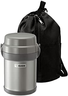 Zojirushi SL-JAE14SA Mr. Bento Stainless Steel Lunch Jar, Silver