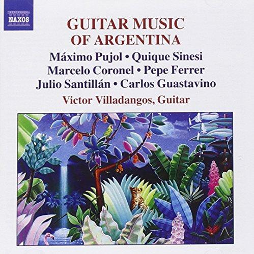 Musica Para Guitarra De Argentina