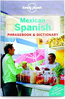 Lonely Planet Mexican Spanish Phrasebook & Dictionary