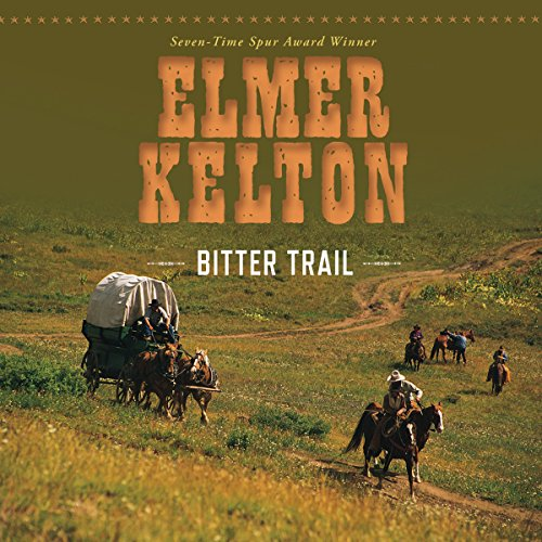 Bitter Trail audiobook cover art