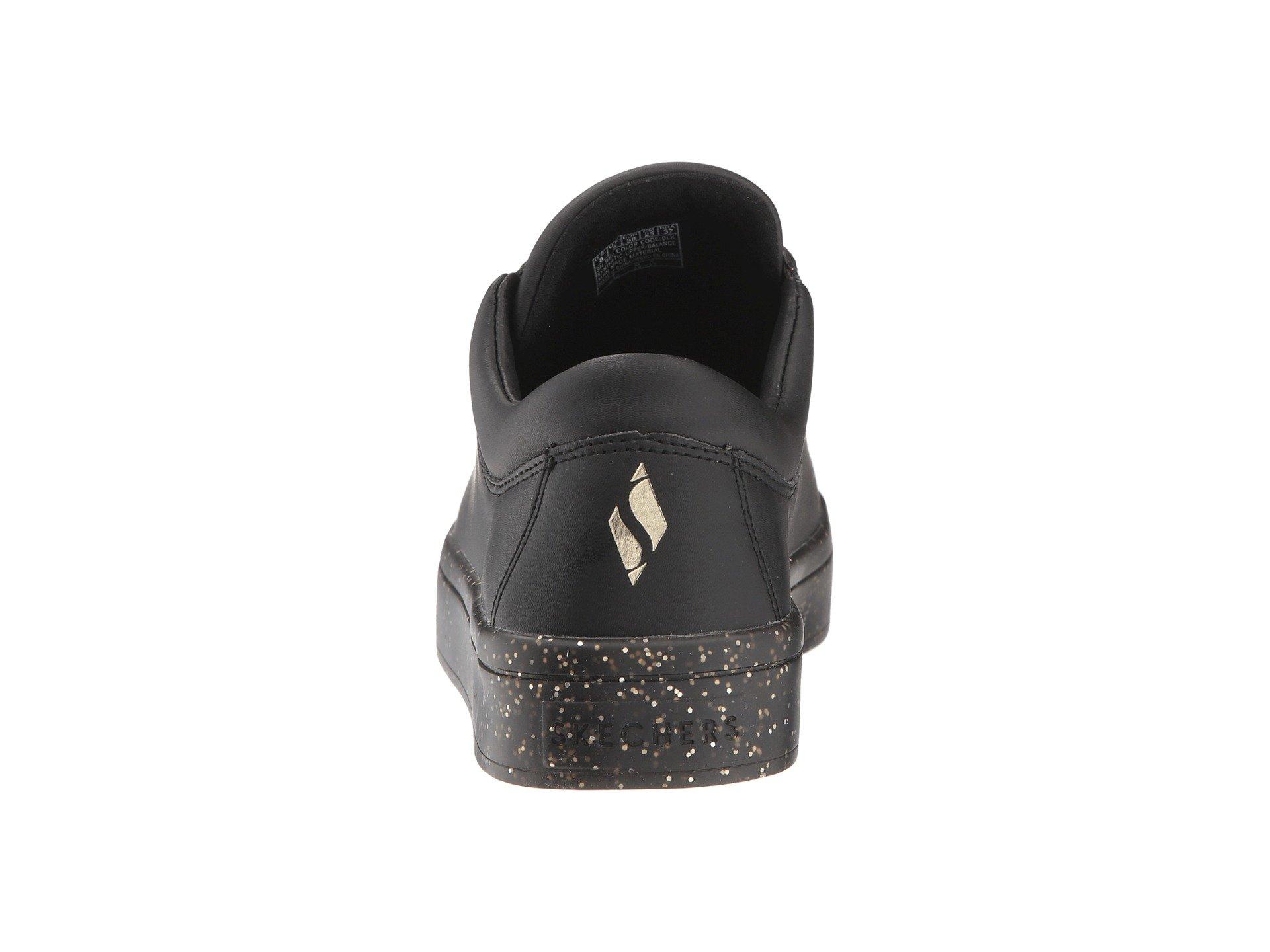 Skechers Black Sparkle Hi Steppers lite O8wUqrA8vx