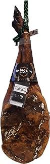 5 Kg Paleta Iberica de Cebo Pata Negra 100% Natural EXTREMADURA, Curación de 24 - 28 meses - Jamón Ibérico de cebo  INSIGN...