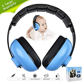 Noise Cancelling Headphones for Kids, Babies Ear Protection Earmuffs Noise Reduction for..