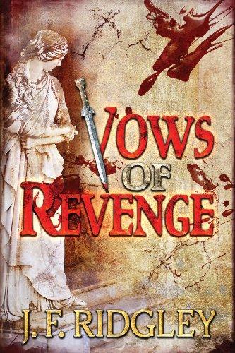 Book: Vows of Revenge by J. F. Ridgley