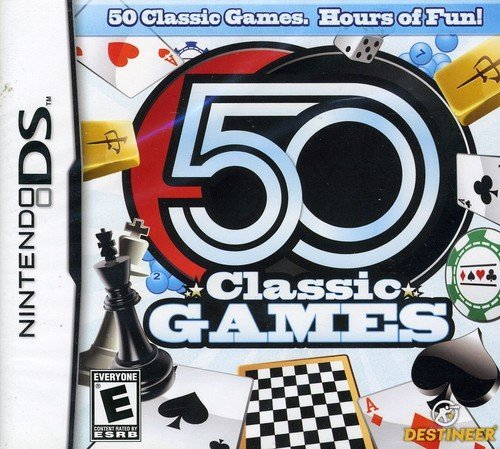 50 Classic Games DS by Destineer