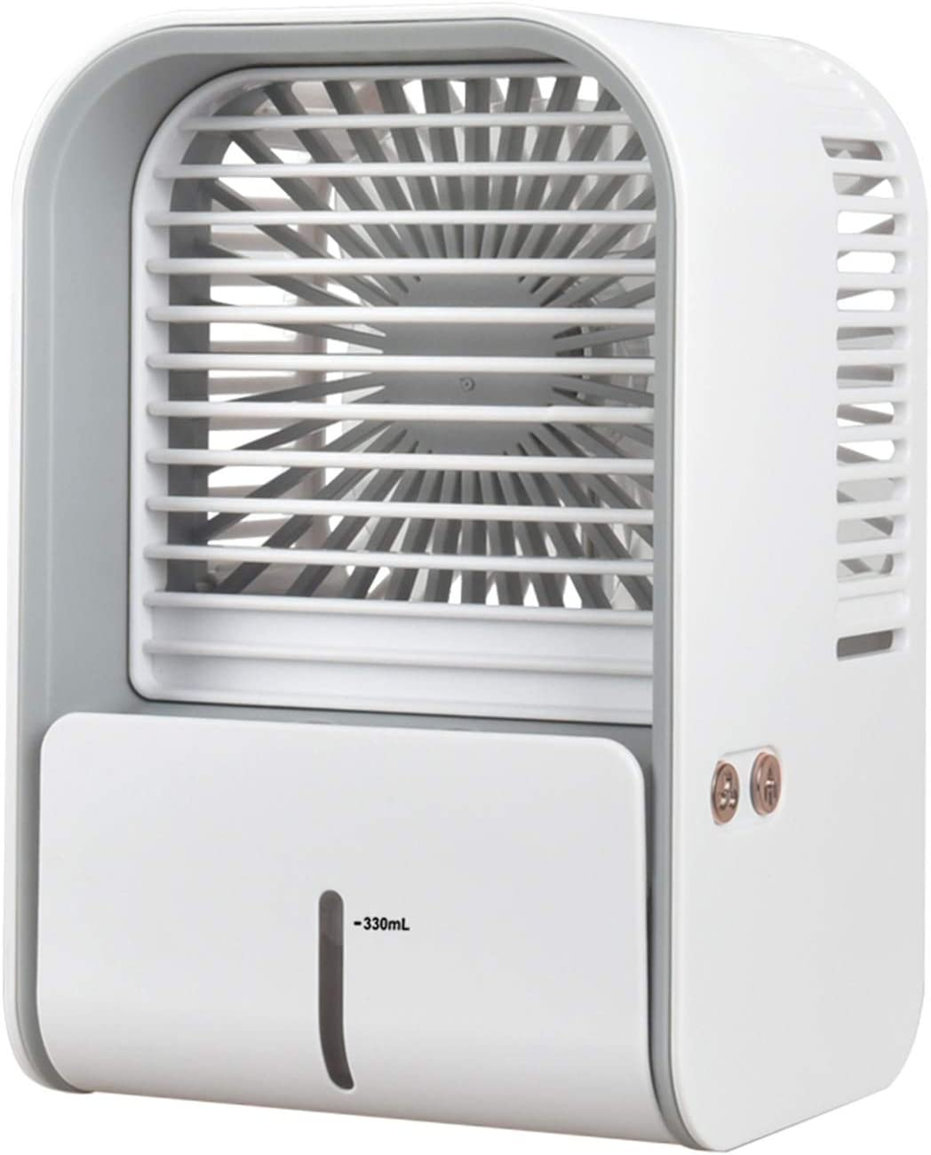 Decdeal Portable Car Air Conditioner Quantity limited Fan Wind Cool Hum 2-in-1 Raleigh Mall