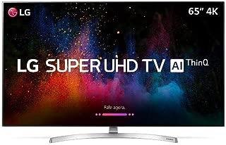 "Smart TV LED 65"" LG 4K Ultra HD 65SK8500PSA HDR Dolby Atmos ThinQ AI 4 HDMI 3 USB"