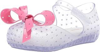 mini melissa Unisex-Child Mini Furadinha Xi (Toddler/Little Kid) Ballet Flat