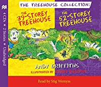 The 39-Storey & 52-Storey Treehouse CD Set
