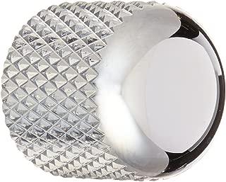Fender Telecaster/Precision Bass Dome Knobs -Chrome