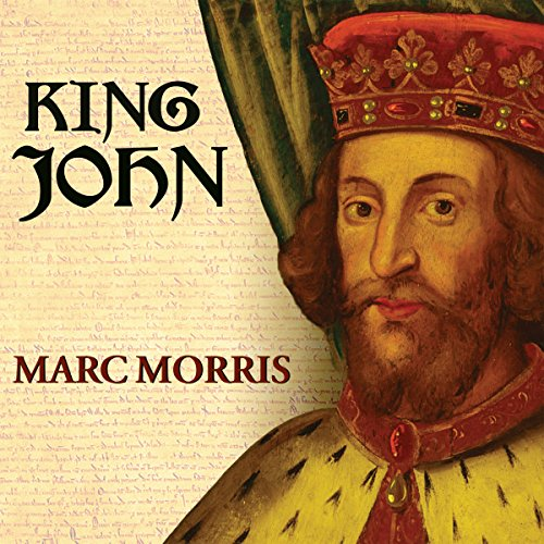 King John audiobook cover art