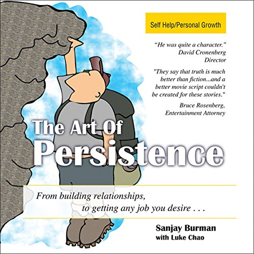 The Art of Persistence  Audiolibri
