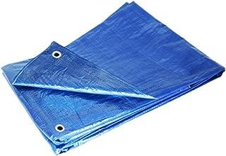 P-Line Blue Poly Tarps 12' x 12'