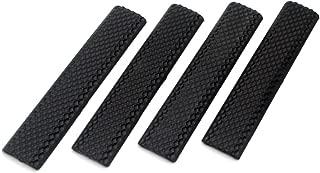 Trirock Handguard Protector Resistant Rail Cover 1913 for Keymod Rail 4pcs Set Pack