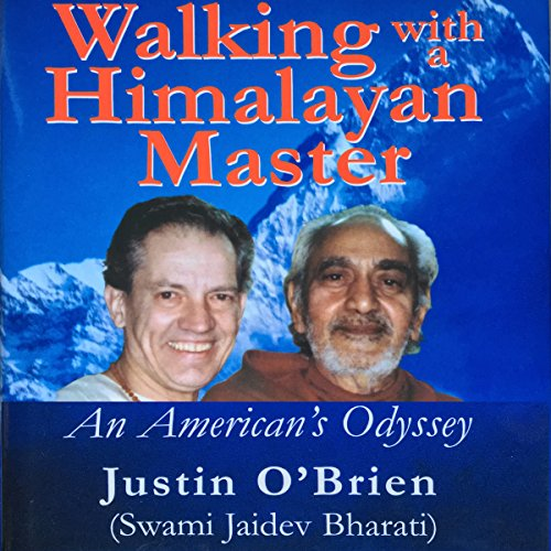 Walking with a Himalayan Master audiobook cover art