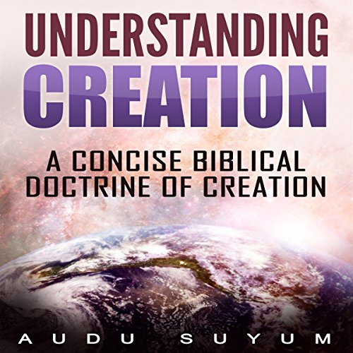 Understanding Creation audiobook cover art