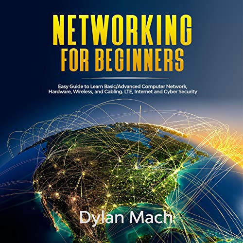 Networking for Beginners audiobook cover art