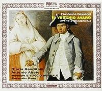 Il Vecchio Avaro / Opere Strumentali by FRANCESCO GASPARINI (1998-01-01)