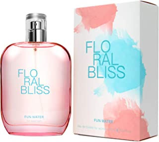 Fun Water Floral Bliss - Fragancia para mujer (100 ml)