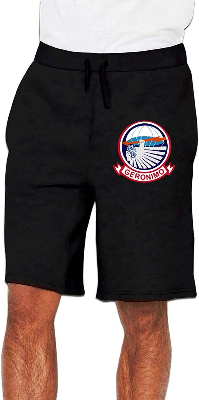 Fort Worth Mall 501st Large discharge sale Parachute Infantry Regiment Workout Mens Short Pants