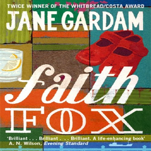 Faith Fox cover art