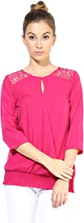 The Vanca Round Neck Blouse For Women