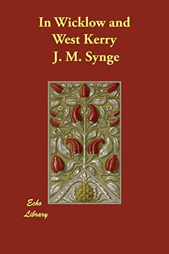 Books By J M Synge John M Synge_in Wicklow And West ...