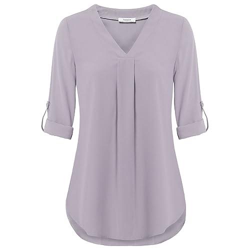 womens gray shirt