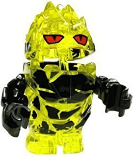 LEGO Rock Monster Combustix (Yellow w/ Black Arms) Power Miners Minifigure