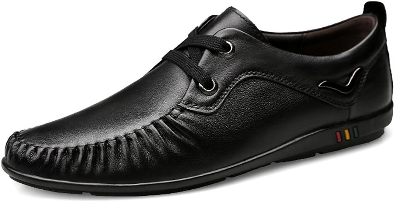 XUE Herrenschuhe Leder Frühling Herbst Formale Schuhe Mode Komfort Casual Büro & Karriere Outdoor Party & Abend Formelle Business-Arbeit
