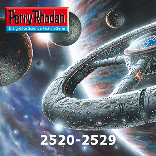 Perry Rhodan, Sammelband 13 audiobook cover art