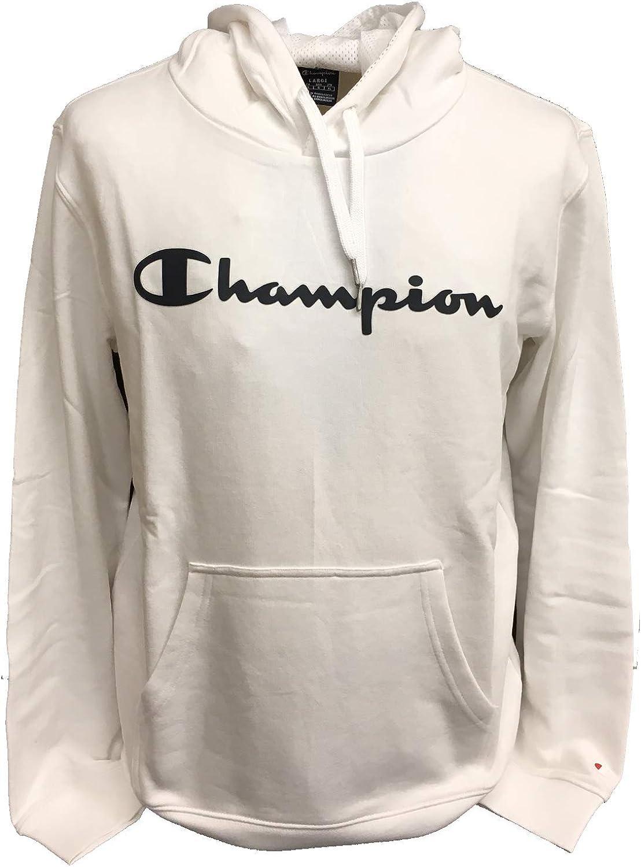 Champion Champion Europe S.r.l. 212680S19 - HOODED SWEATSHIRT WW001 WHT 3XL