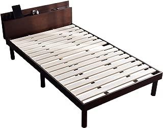 脚付きすのこベッド