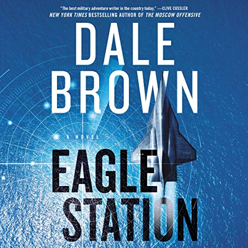 Eagle Station audiobook cover art