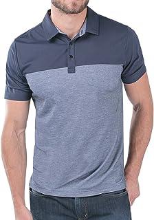 Men's Rudds No Logo Blue Nights Polo