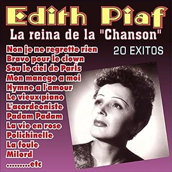 Edith Piaf - La Reina de la Chanson