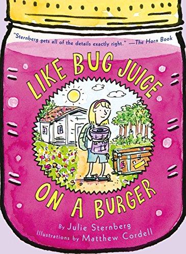 Like Bug Juice on a Burger (Eleanor)