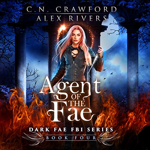 Agent of the Fae cover art