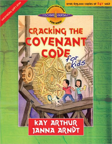 Cracking the Covenant Code for Kids (Discover 4 Yourself® Inductive Bible Studies for Kids)