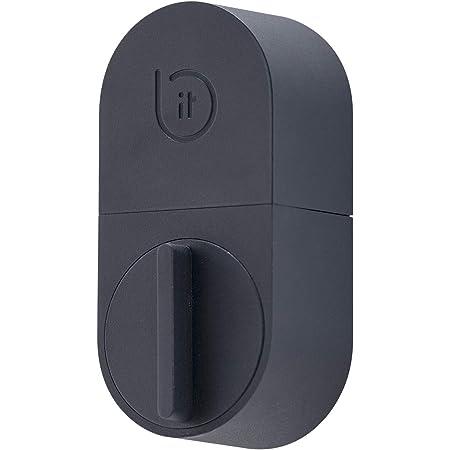 「bitlock LITE」ビットキーの国内販売No.1スマートロック【月額制/ビットロック/スマホでドアが開く/工事不要・取付カンタン/カギが送れる・ログがみれる/機種代+1年間利用パックでこのお値段 / 2年目以降月額360円の月額料金制】 iOS 11.0以上 / Android 7.0以上対応 / 現在Alexa未対応 今後対応予定