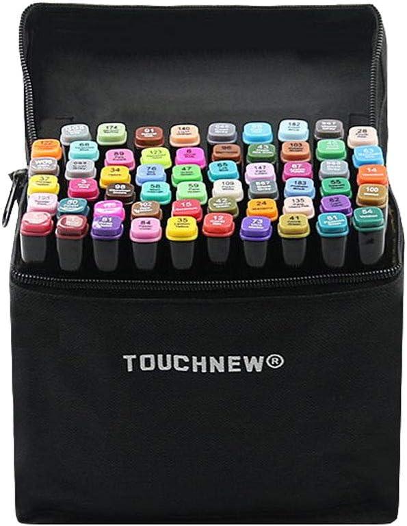 HBWZ 24 36 Outlet sale feature 48 Colors Tone Pens Dual Marker Import Set Twin Tip